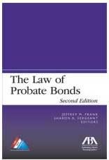 Law of Probate Bonds